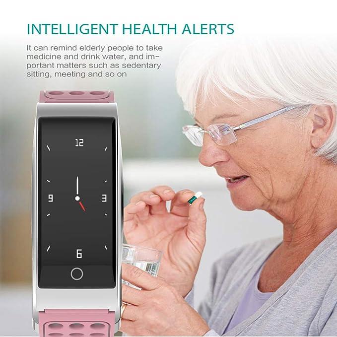 Zeerkeer Smartwatch, Fitness Grabación de Pantalla en Color ...