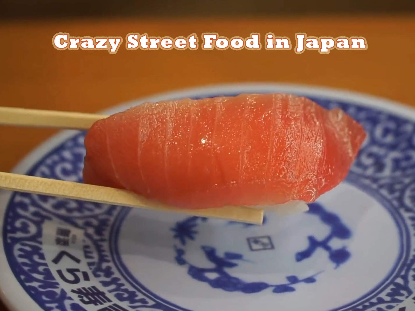 Crazy Street Food In Japan on Amazon Prime Video UK