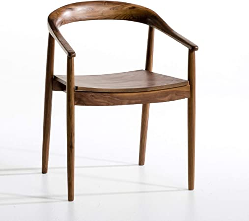 La Redoute Am Pm Chaise Galb Unique Legno Noce Amazon Fr