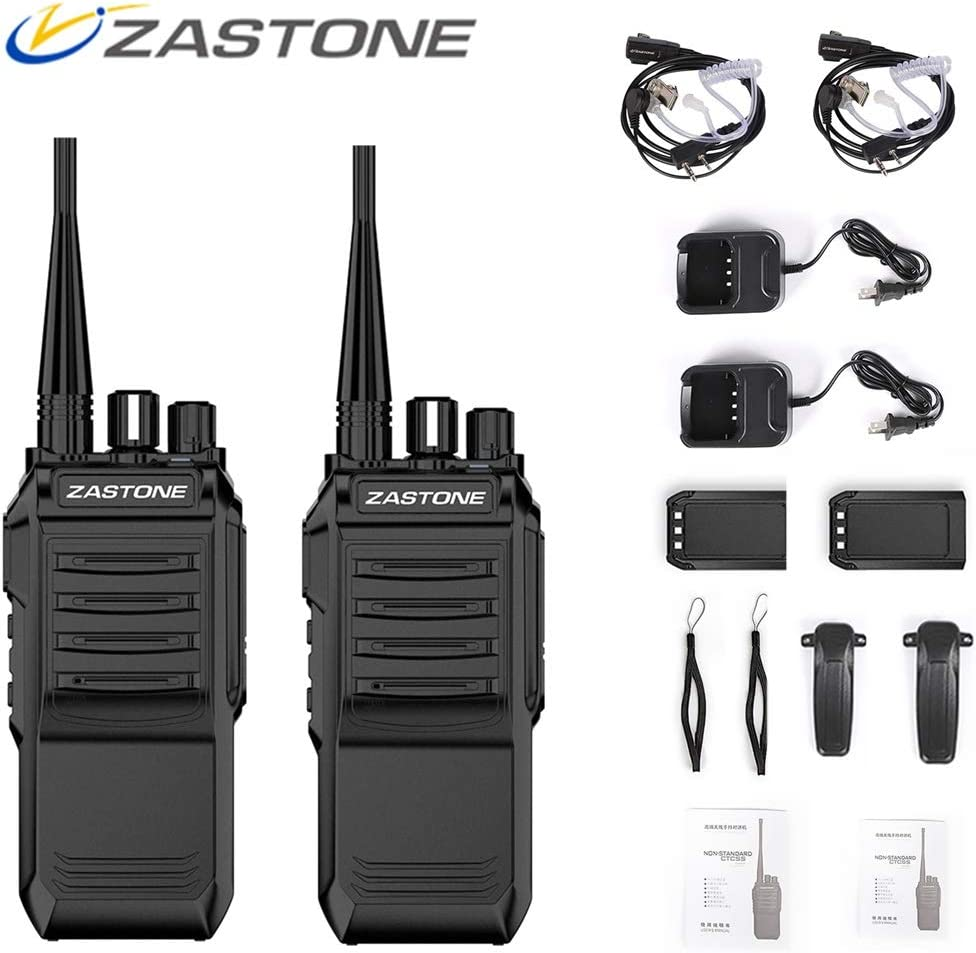 BaoFeng BF-888S Walkie Talkie 2pcs in One Box with Rechargeable Battery Headphone Wall Charger Long Range 16 Channels Two Way Radio 2pcs radios