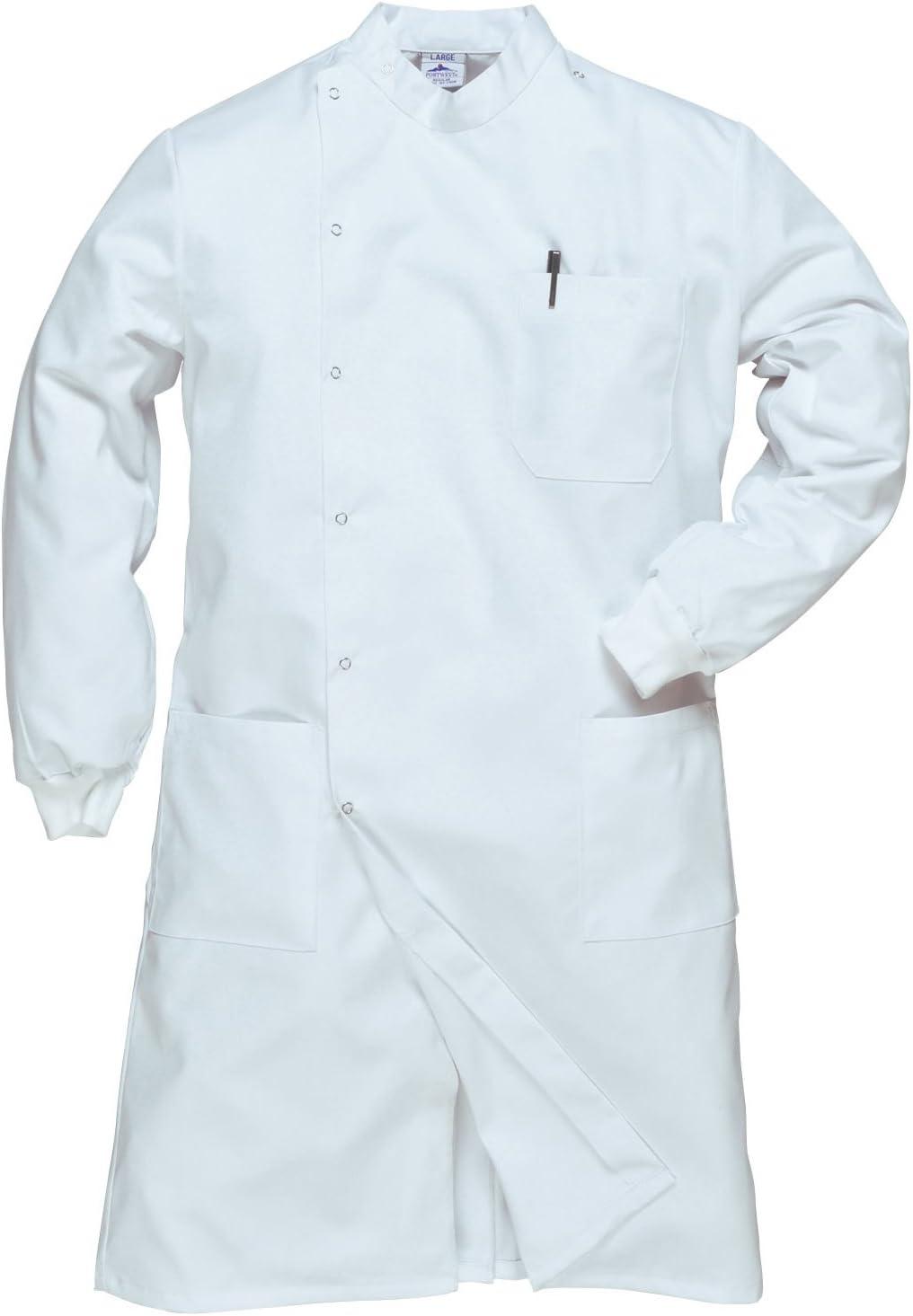 Portwest C865WHRXXXL Howie Coat Regular 3X-Large Texpel Finish White