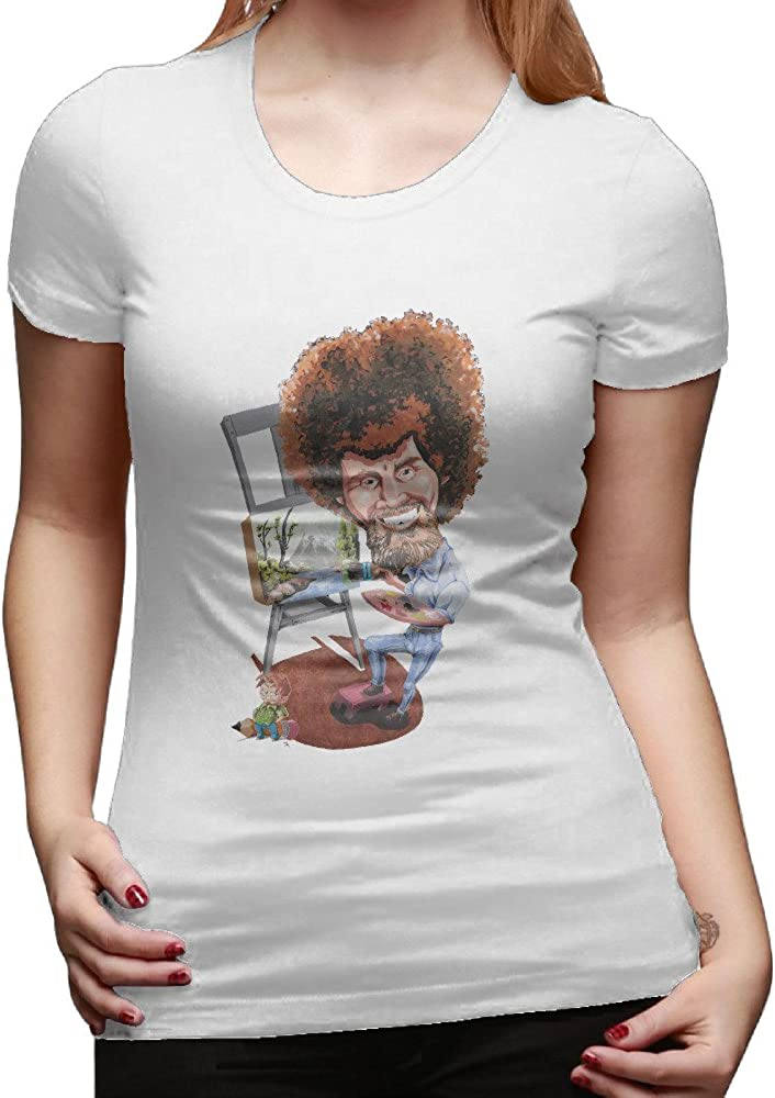 Jax Girl S Custom Bob Painter Ross M 4996 Shirts