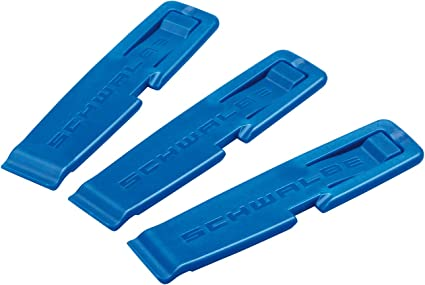 SET OF 2 TYRE LEVERS REMOVES TOUGH TYRES IN SECONDS