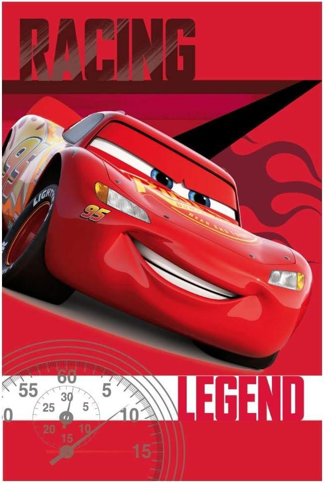 License Sweet Home Jerry Fabrics Disney Cars Racing Legend Fleece Blanket