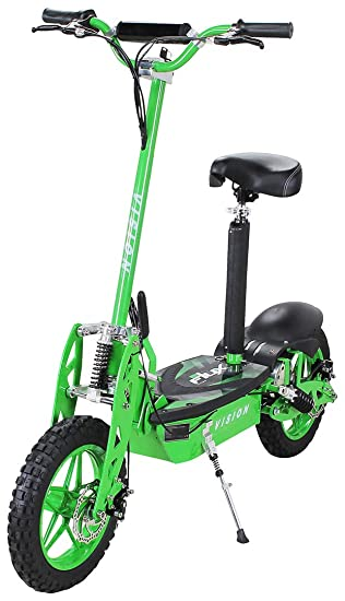 E-Scooter patinete original E-flux Vision 1000 Watt 36 V ...