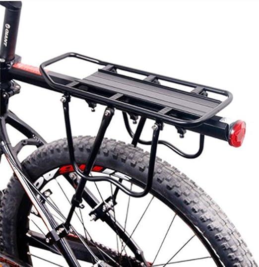 LXMJ Bastidores de Carga para Bicicleta Cuadro Trasero Bicicleta ...