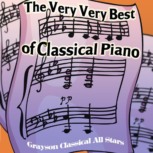 - The Very Very Best of Classical Piano