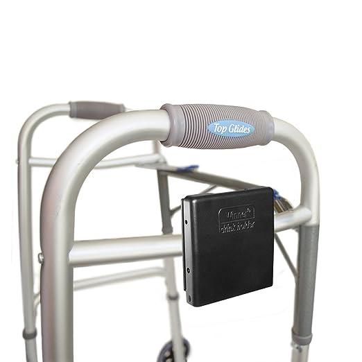Amazon.com: 2-pack: andador plegable silla de ruedas/andador ...