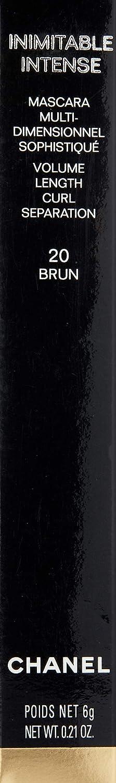 4ad6988b714 Chanel Inimitable Intense Mascara ( Brown): Amazon.co.uk: Beauty