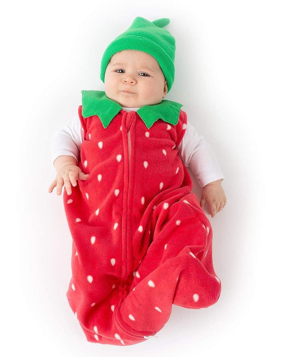 Cuddle Club Sacos de Dormir de Forro Polar para beb/é Pijama beb/é Tipo Saco de Dormir Pijama Manta beb/é para reci/én Nacido