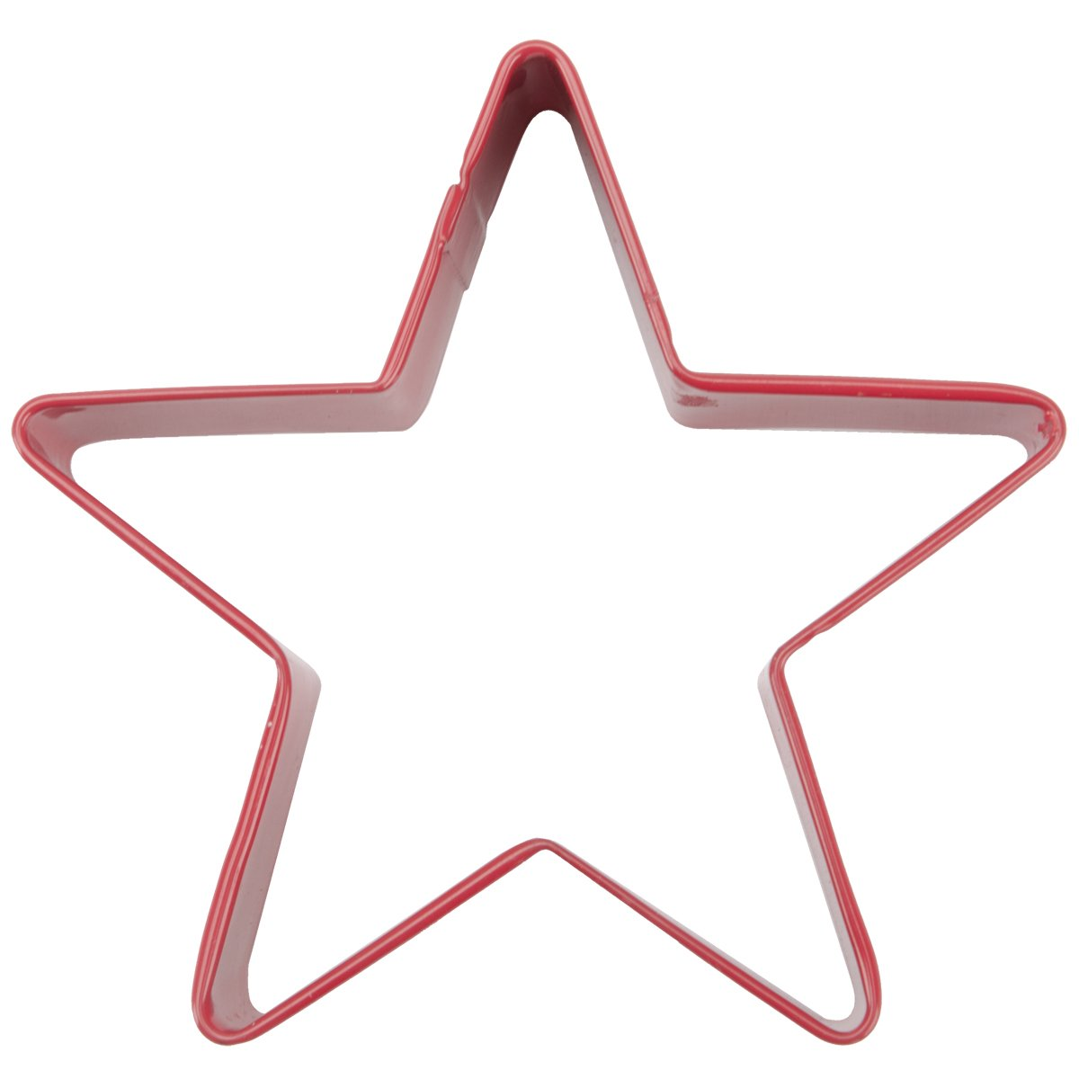 Amazon.com: Wilton Metal Cookie Cutter, 3-Inch, Star: Arts, Crafts ...