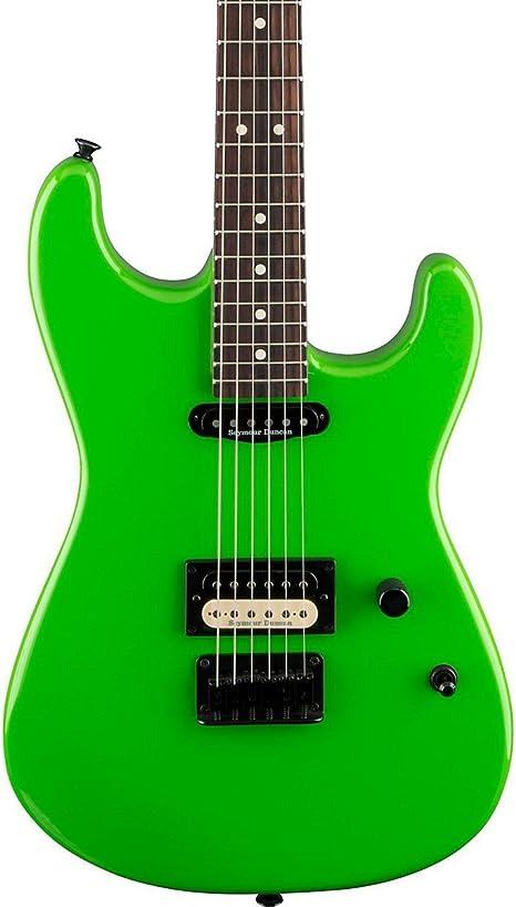 Charvel San Dimas Style 1 HS HT SG · Guitarra eléctrica: Amazon.es ...