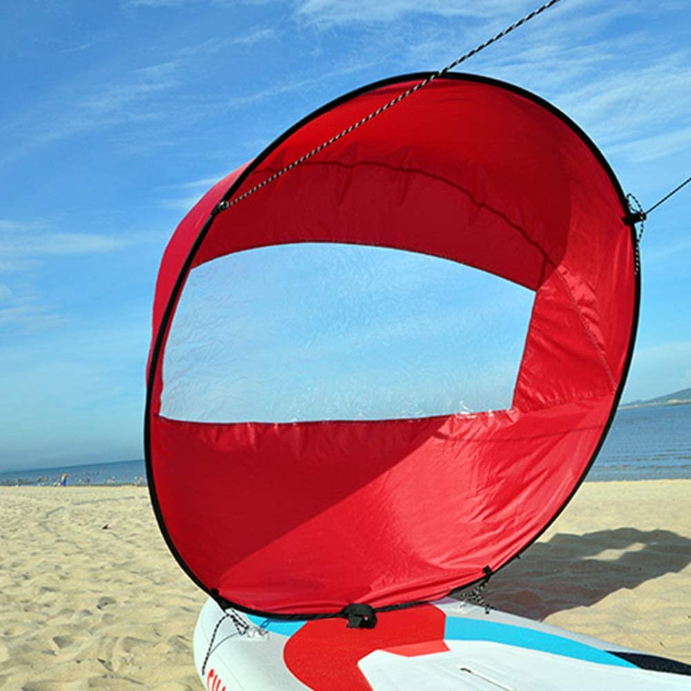 Paddle Board for Kayaks Foldable Kayak Sail Downwind Wind Paddle Inflatable Boats Sdoveb 44 Wind Sail Canoes