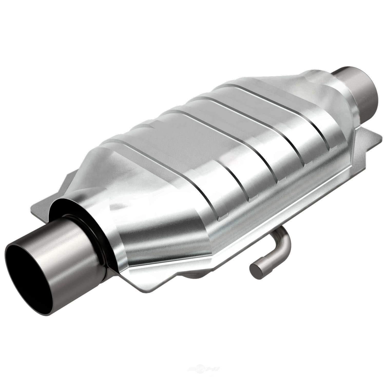MagnaFlow 332014 Universal Catalytic Converter (CARB Compliant)
