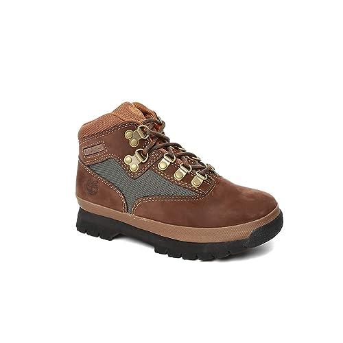 Euro Hiker Garçon Chaussures Marron Timberland – achat et
