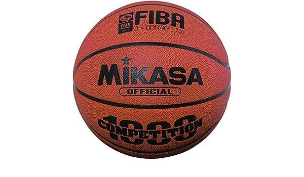 Mikasa BQ1000 - Balón de Baloncesto (75 cm): Amazon.es: Deportes y ...