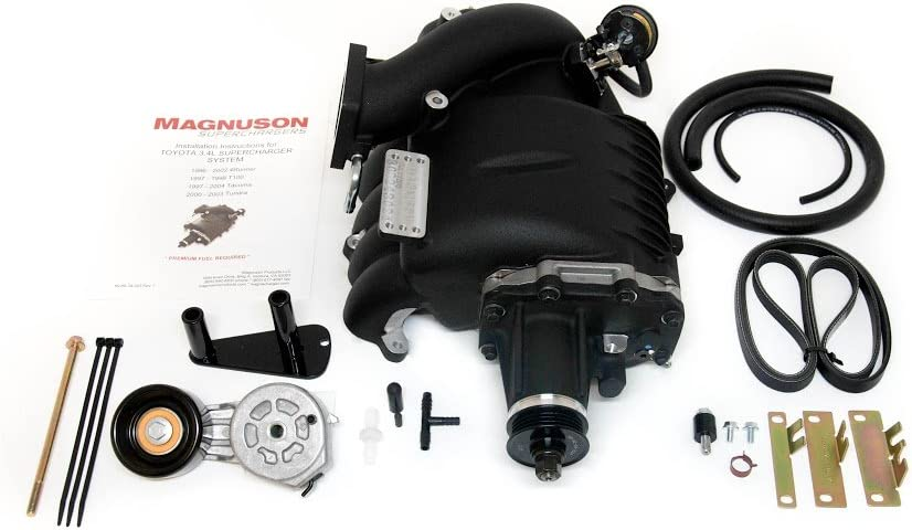 Amazon Com Lc Engineering 7015249 Tacoma 4runner 3 4l 5vz Supercharger Now Available Automotive