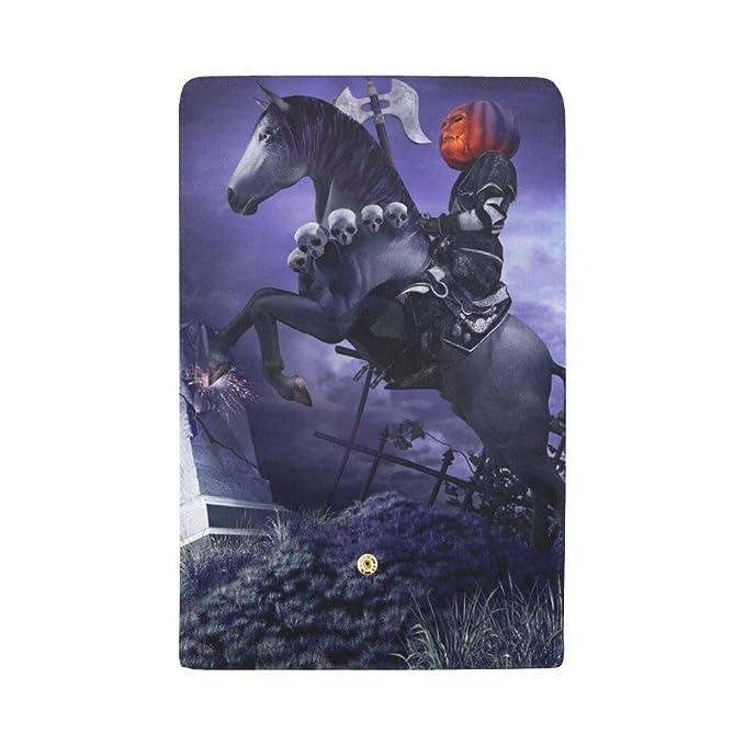 Amazon.com: Bolso de mano con diseño de caballo de calabaza ...