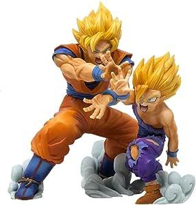 Banpresto Dragon Ball Z Z Vs Existence Goku and Gohan, Yellow