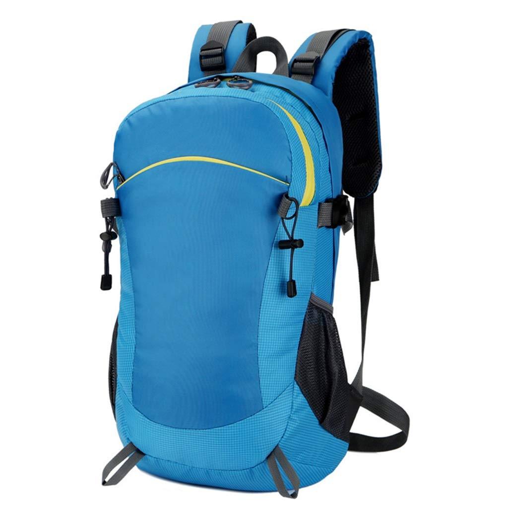 SYXL DE Outdoor-Bergsteigen-Taschen-Reise-Beutel-Wasserdichte Reitsport-Tasche 55L