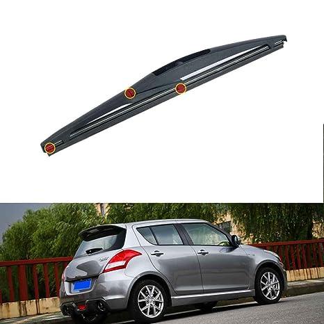 Demino Brazo de la lámina para el Suzuki Swift 2004-2010 Coche Parabrisas Trasero Limpiaparabrisas