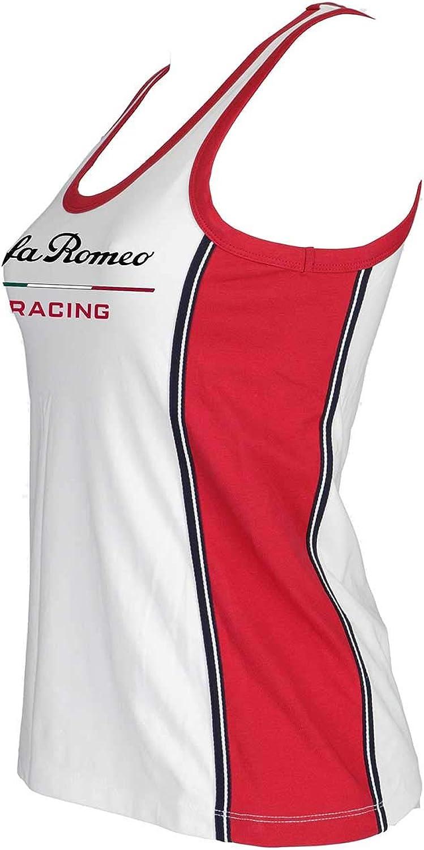 Alfa Romeo Racing Ladies Tank Top