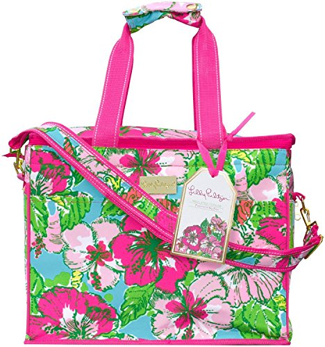 Lilly pulitzer insulated cooler big flirt home garden for Lilly s craft kitchen