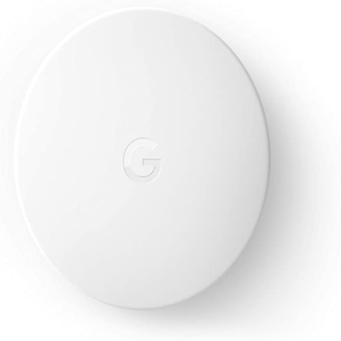 Google T5000SF Nest Temperature Sensor, Bluetooth Enabled, White, 1 Pack - - Amazon.com
