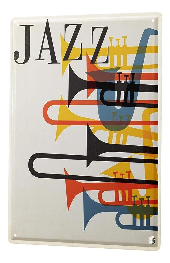 LEotiE SINCE 2004 Cartel Letrero de Chapa Cine Jazz ...