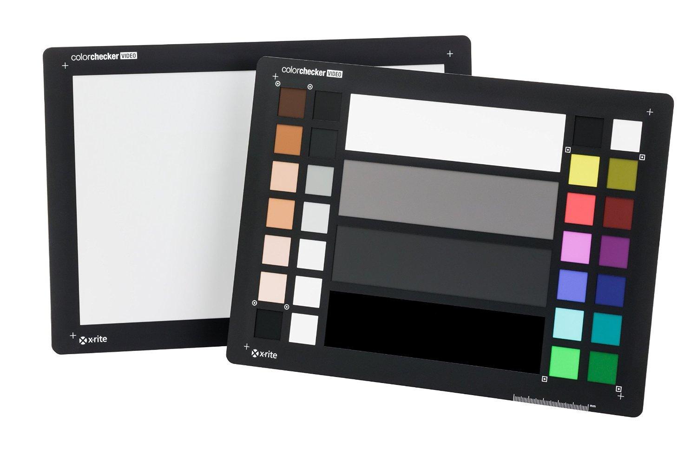 Pantone M50103 ColorChecker Gray Scale, Black