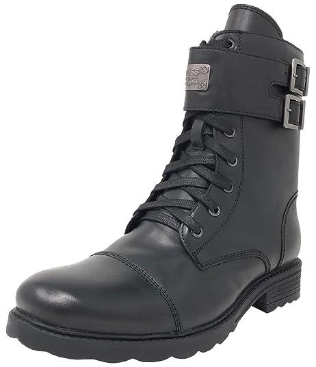 Guess FMMAN4 LEA11, Botines, Hombre, Negro: Amazon.es: Zapatos y complementos