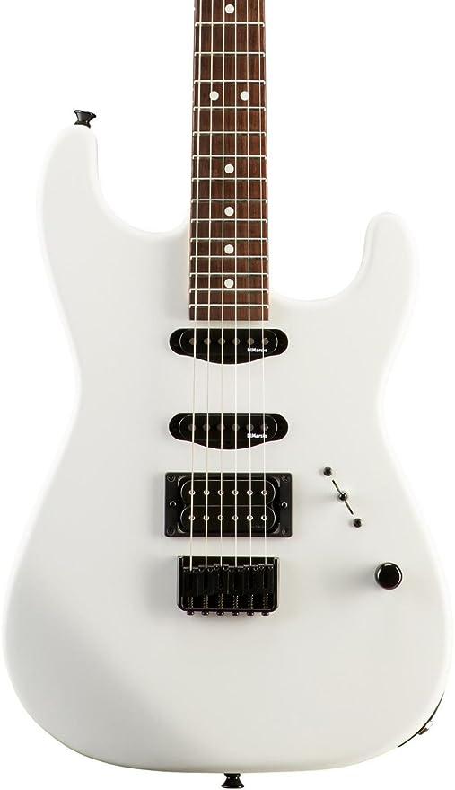 Seleccione San Dimas HSS Hardtail palisandro diapasón guitarra eléctrica