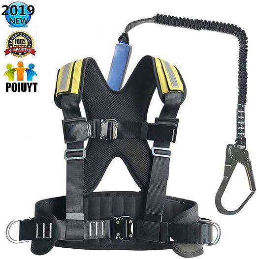 Cinturón De Seguridad Arnés De Escalada De Medio Cuerpo Protección ...