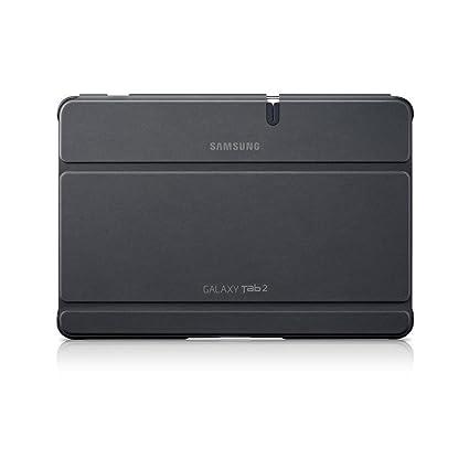 Samsung EFC-1H8SGECSTD - Funda blanda para Samsung Galaxy Tab 2 10.1 pulgadas, Gris