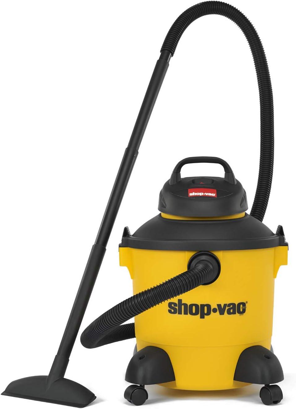 Shop-Vac 8 Gallon 4.0 Peak HP Wet/Dry Vacuum (5950803)