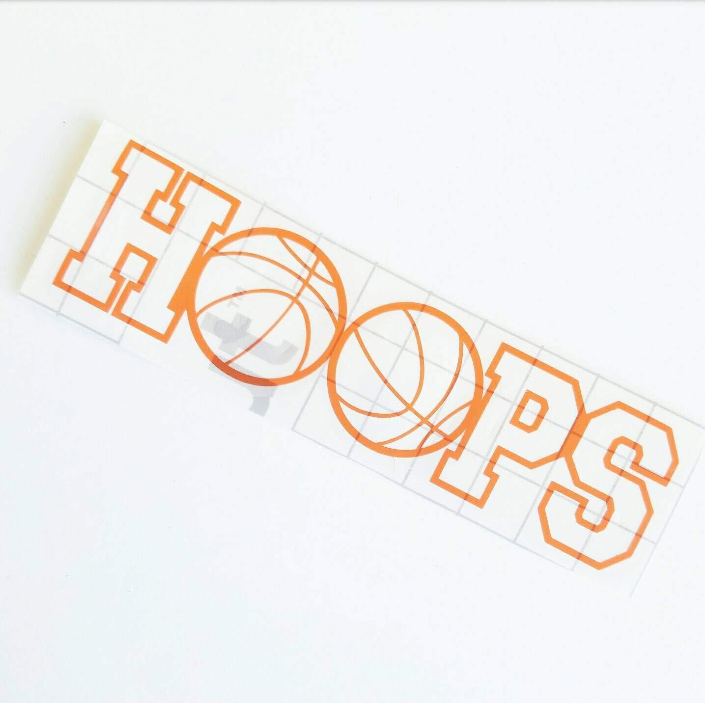 CELYCASY Hoops // Calcomanía de baloncesto // Calcomanía de ...