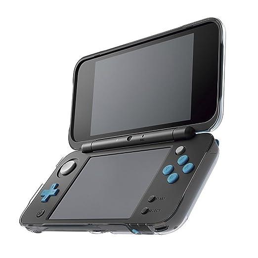 Hori - Carcasa Pikachu, Color Dorado (New Nintendo 2Ds XL ...