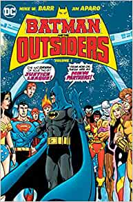 Amazon.com: Batman & the Outsiders Vol. 1 (Batman and the