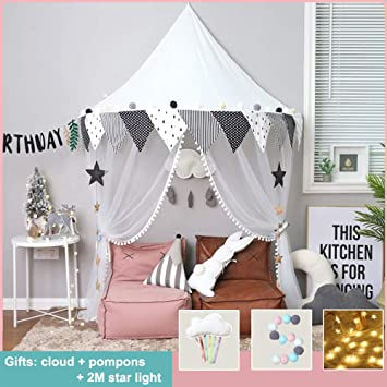 Nordic Ideas Betthimmel Babybett Baldachin Kinderzimmer ...
