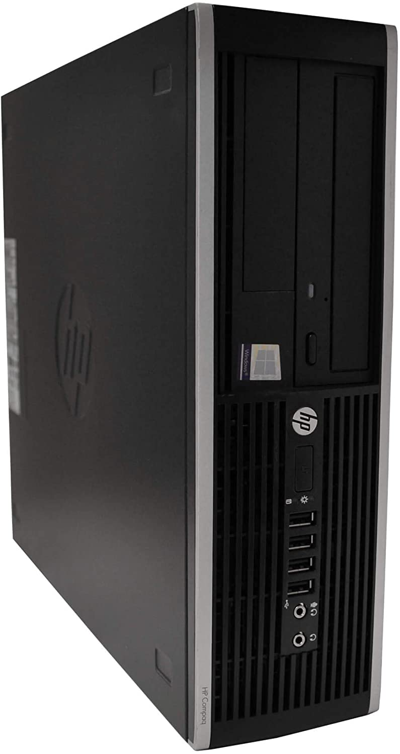 HP Elite 8300 Business Desktop, Intel Quad Core i7 3770 3.4Ghz, 32GB DDR3 RAM, 2TB Hard Drive, DVDRW, Windows 10 Home (Renewed)