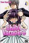 Chibi Vampire Karin, Tome 4 par Kagesaki