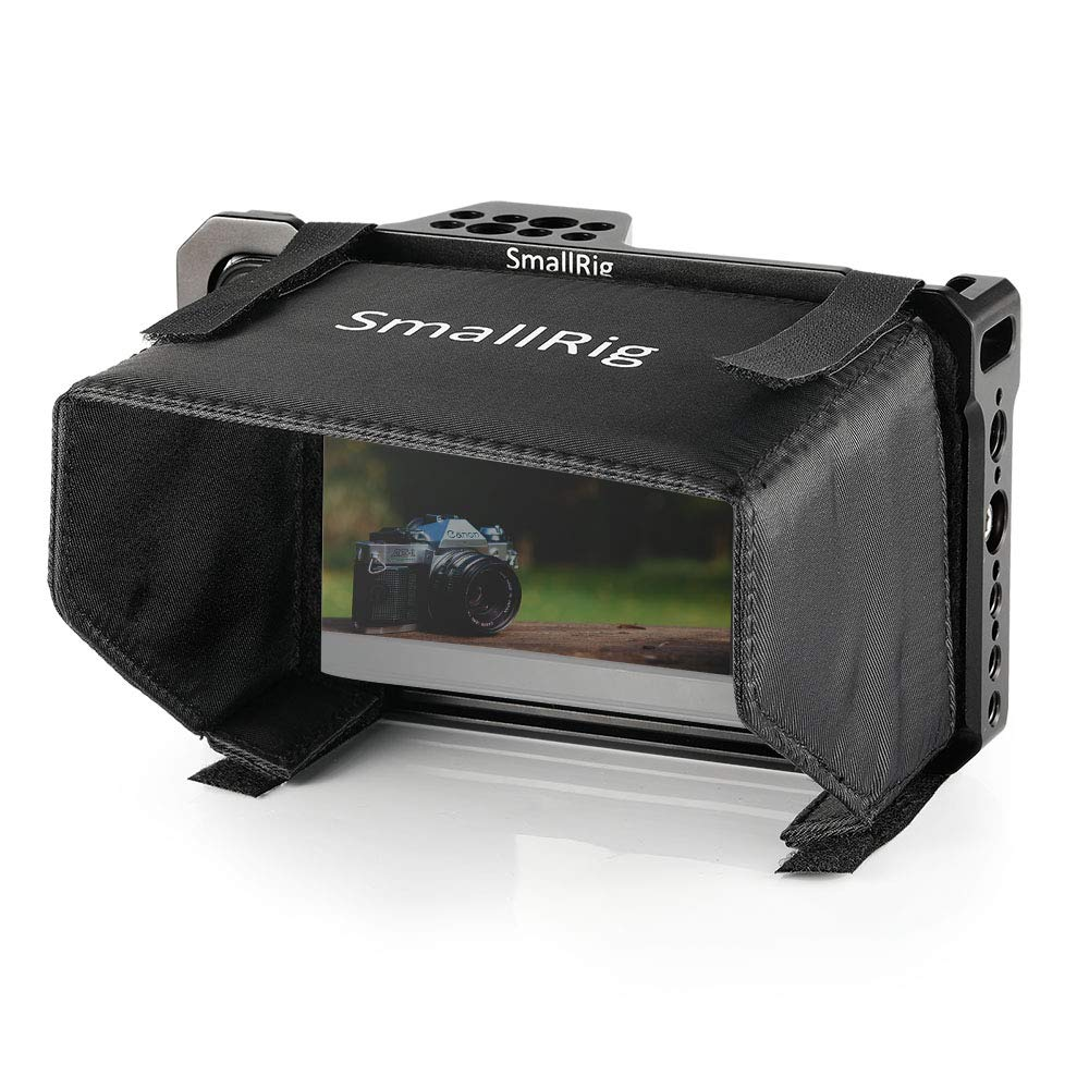 Smallrig 2231 Monitor Cage with Sunhood for SmallHD 502 B...
