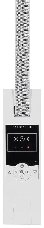 Rademacher 14154519 RolloTron Standard - Motor para persiana (minitira), color blanco