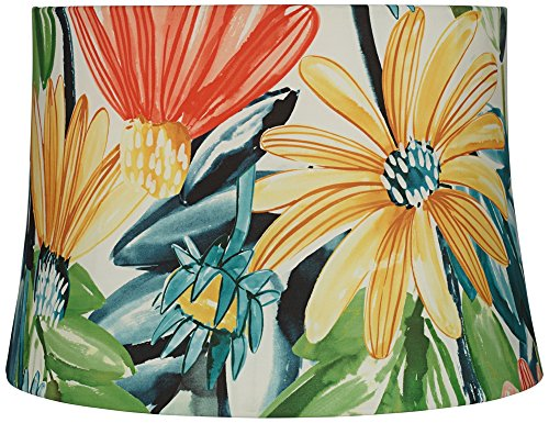 Daisy Hardback Drum Lamp Shade 14x16x11