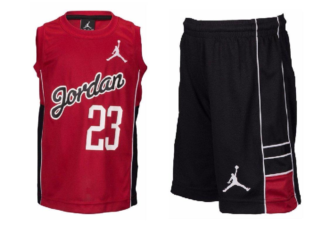 Jordan 23 2-Piece Above The Line Tank and Short Set Size 6