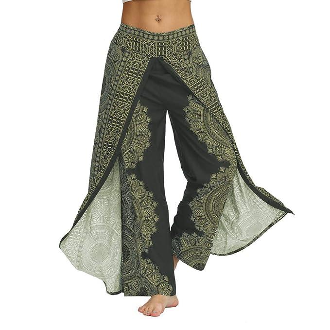 Darringls Pantalón de Yoga Mujer, Pantalon Chandal Mujer ...