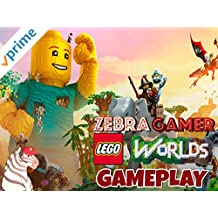 Lego Worlds Gameplay - Zebra Gamer