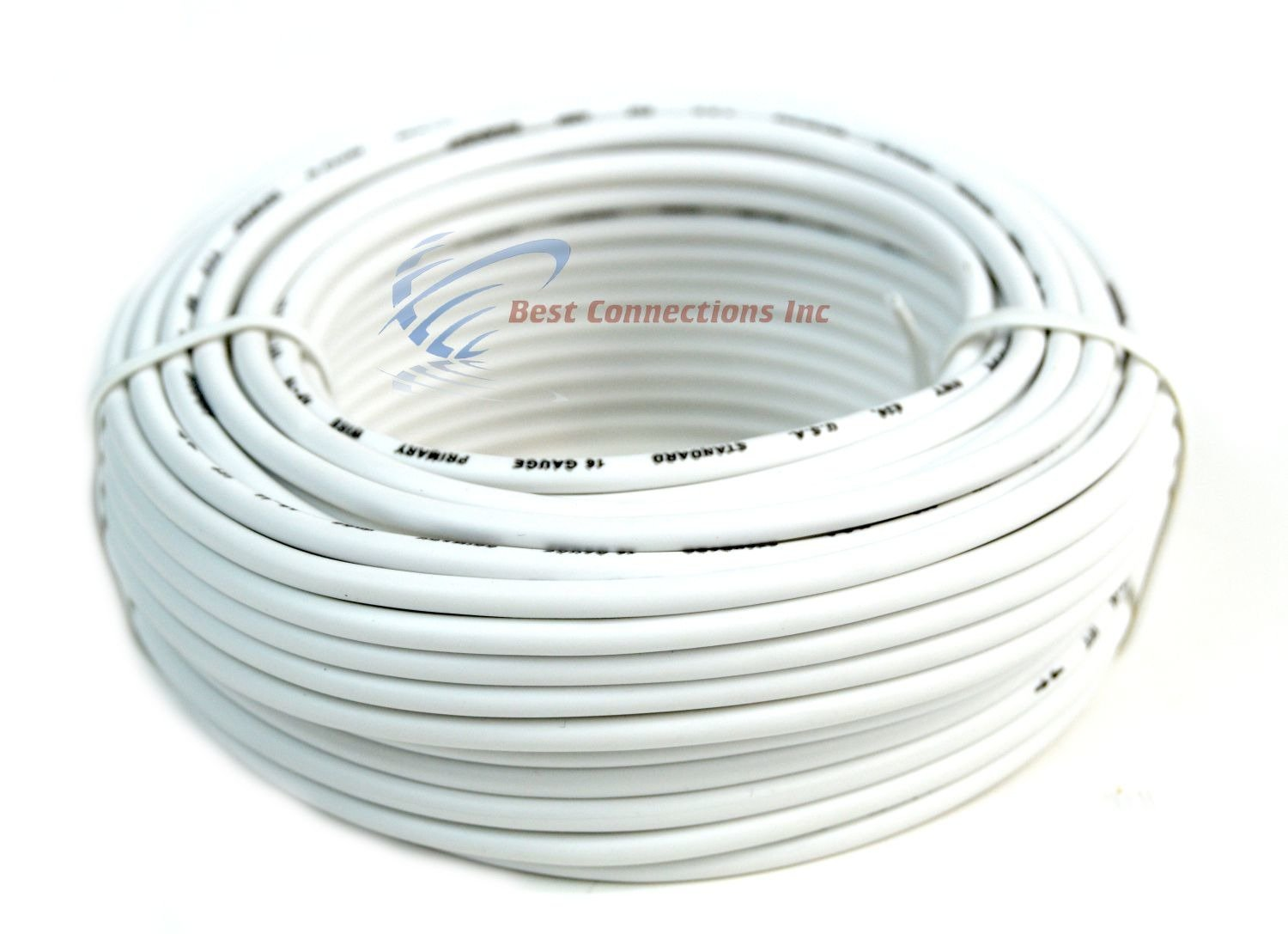 16 Gauge 50'FT Remote Wire Copper Clad Single Conductor 6 Primary Colors by Best Connections (Image #8)