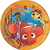 Finding Nemo Paper party plates pack of 8 by Disney