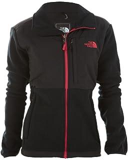 3fcbf358c The North Face Women's Pink Ribbon Denali Jacket (High Rise Grey, X ...